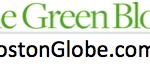 green blog post logo